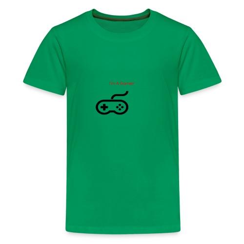 I'm A Gamer - Kids' Premium T-Shirt