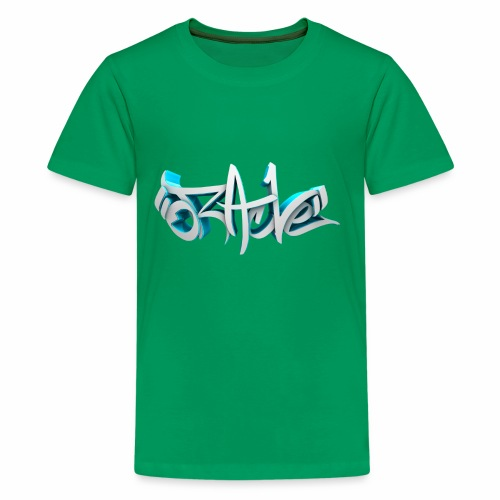 oracle logo no background by oraclegfx d50lh3q - Kids' Premium T-Shirt