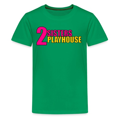 2sisters color 1 - Kids' Premium T-Shirt