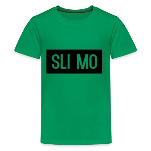 Logoforhoddies - Kids' Premium T-Shirt