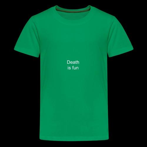 EF7A671F 0B8B 4673 98F5 DCB4D1775187 - Kids' Premium T-Shirt