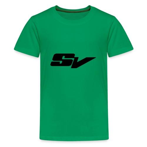 SV hoodie st - Kids' Premium T-Shirt