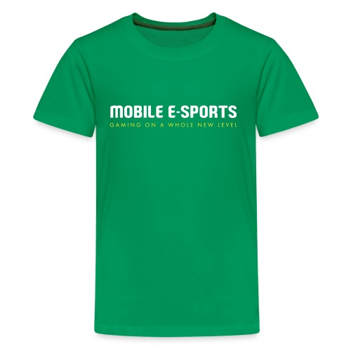 MOBILE E-SPORTS - Kids' Premium T-Shirt