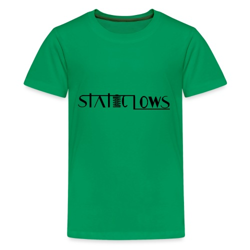 Staticlows - Kids' Premium T-Shirt
