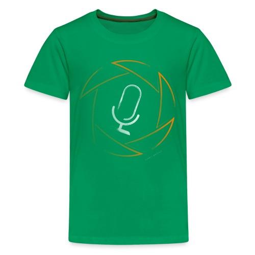 Iconic StreetPX - Kids' Premium T-Shirt