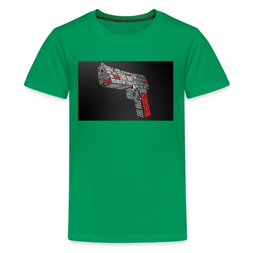 youtube - Kids' Premium T-Shirt