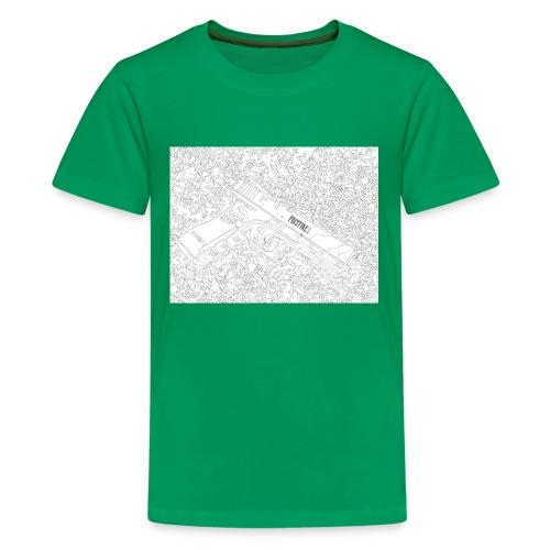 GunLines - Kids' Premium T-Shirt