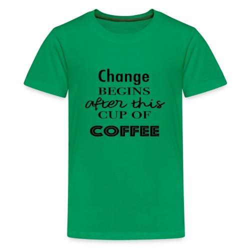 change - Kids' Premium T-Shirt