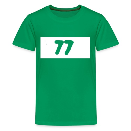 77 aftershock sweater for kids - Kids' Premium T-Shirt