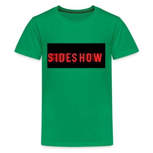 side show t shirt - Kids' Premium T-Shirt