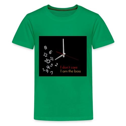 I am the boss - Kids' Premium T-Shirt