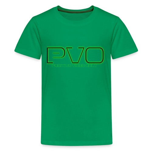 Positive Vibes Only - Kids' Premium T-Shirt