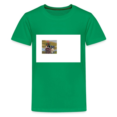 duck_life - Kids' Premium T-Shirt
