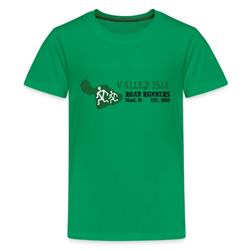 Valley Isle Road Runners - Kids' Premium T-Shirt