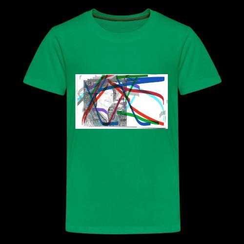 scotts art - Kids' Premium T-Shirt