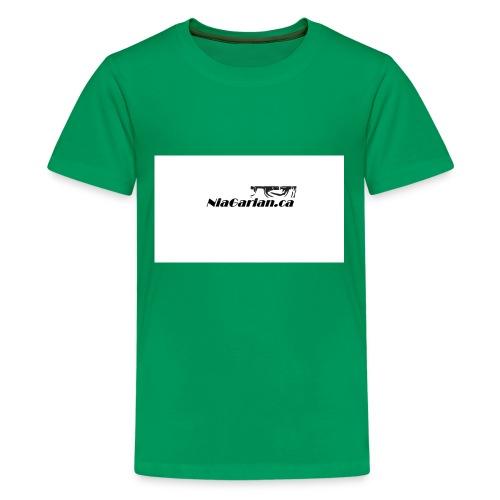 Niagarian Hoodie - Kids' Premium T-Shirt