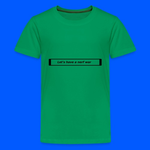 Nerf™ War design - Kids' Premium T-Shirt