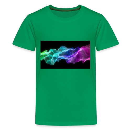 ws Curtain Colors 2560x1440 - Kids' Premium T-Shirt