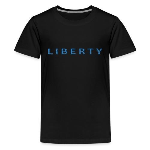 Liberty Libertarian Design - Kids' Premium T-Shirt