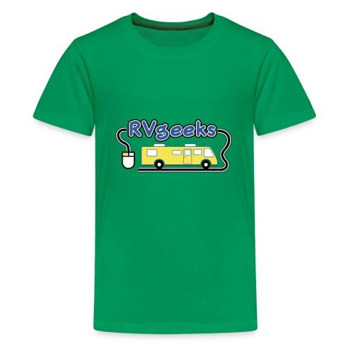 RVgeeks Logo - Kids' Premium T-Shirt