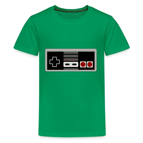 Retro Gaming Controller - Kids' Premium T-Shirt