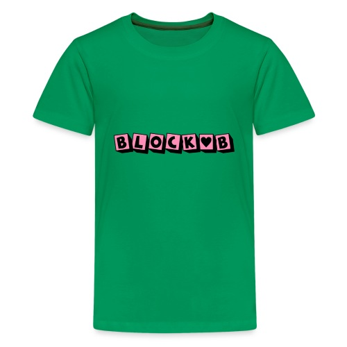 block b - Kids' Premium T-Shirt