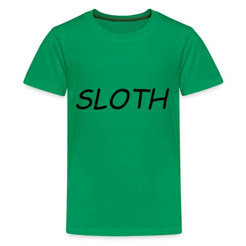 SLOTH XL - Kids' Premium T-Shirt