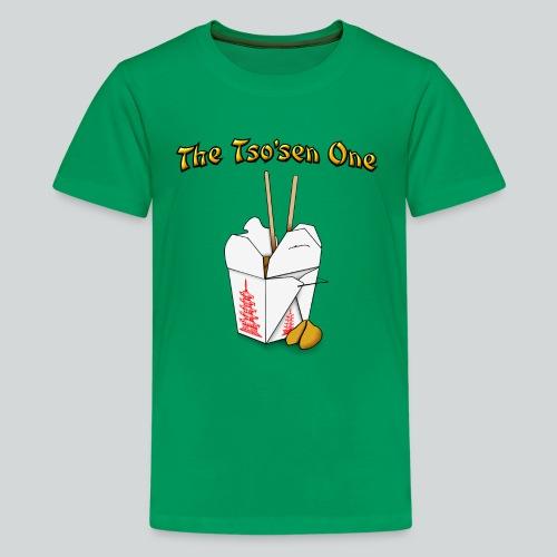 The Tsosen One - Kids' Premium T-Shirt