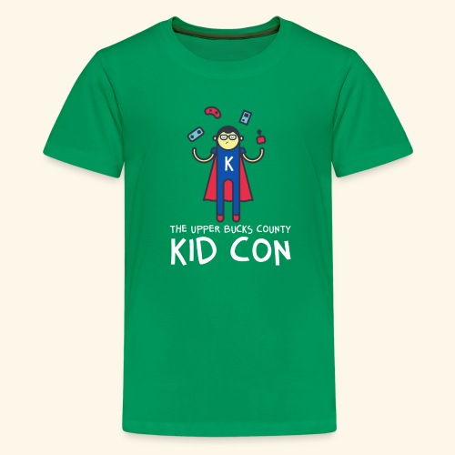Official Upper Bucks County Kid Con - Kids' Premium T-Shirt