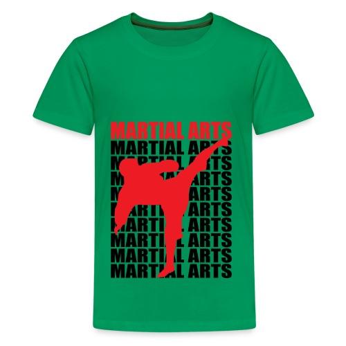 Martial Arts - Kids' Premium T-Shirt