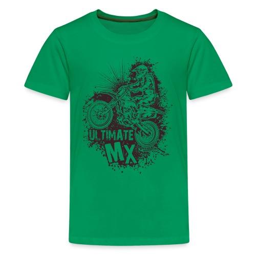 Ultimate FMX Grunge - Kids' Premium T-Shirt