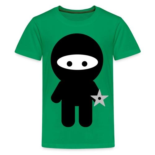 Ninja Boy - Kids Tee - Kids' Premium T-Shirt
