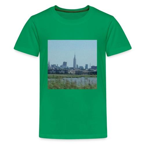 New York - Kids' Premium T-Shirt
