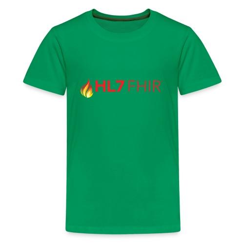 HL7 FHIR Logo - Kids' Premium T-Shirt
