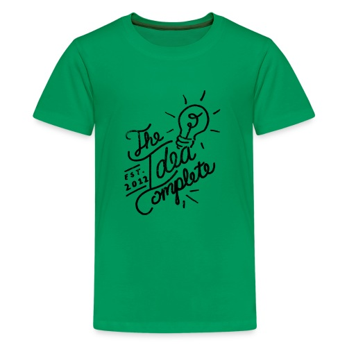 The Idea Complete Hand Drawn Tee - Kids' Premium T-Shirt