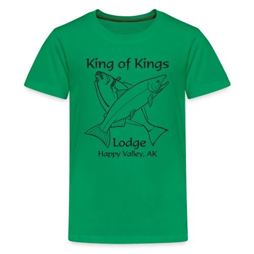 King of Kings - Kids' Premium T-Shirt