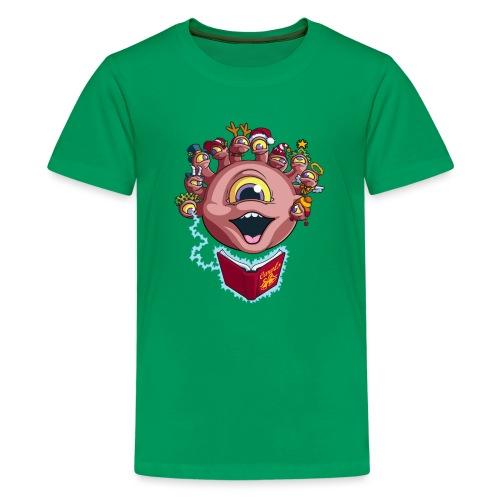 Behold the Seasonal Cheer - Kids' Premium T-Shirt