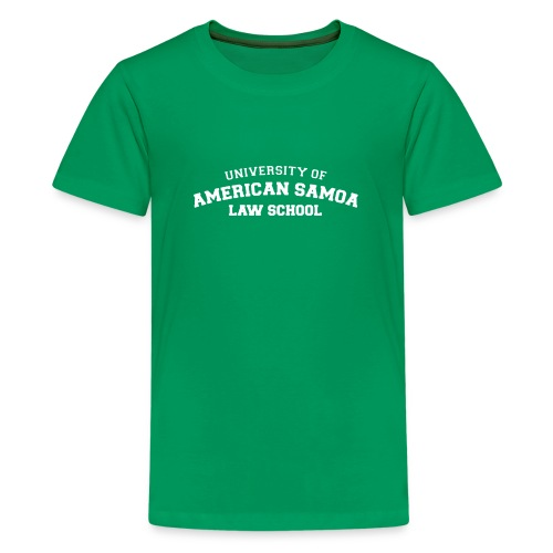 Samoa Law School Logo - Kids' Premium T-Shirt