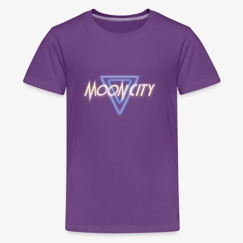 Moon City Logo - Kids' Premium T-Shirt