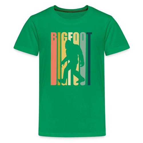 Retro 1970 Bigfoot - Kids' Premium T-Shirt