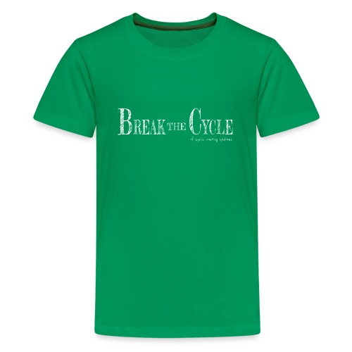 Break the cycle - Kids' Premium T-Shirt