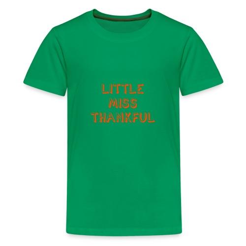 She thankful - Kids' Premium T-Shirt