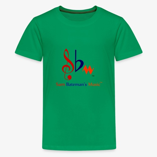 Sam Bateman's Music - Kids' Premium T-Shirt