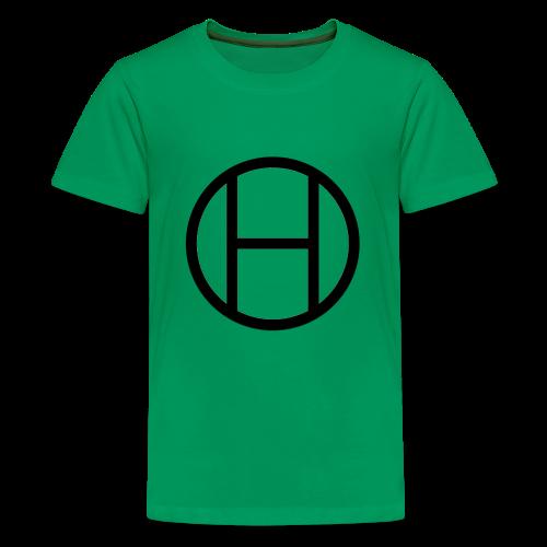 logo premium tee - Kids' Premium T-Shirt