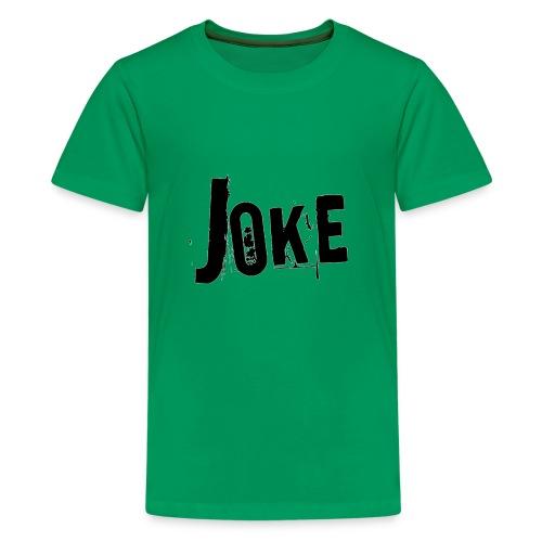 logo joke - Kids' Premium T-Shirt