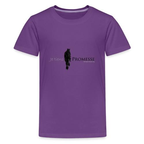 jetienspromesse png - Kids' Premium T-Shirt