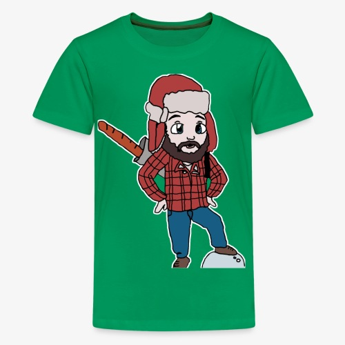LumberTeeg - Kids' Premium T-Shirt