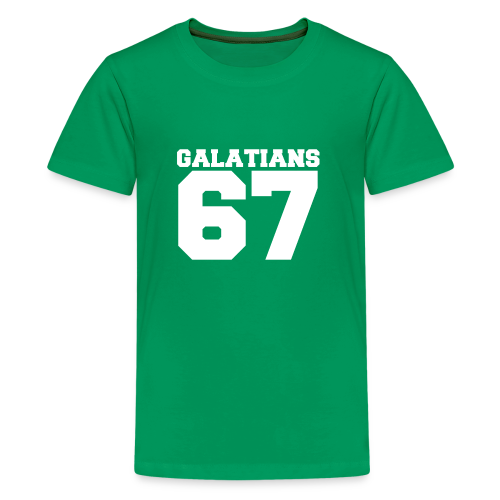 G67 White - Kids' Premium T-Shirt