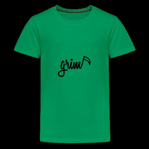 grim - Kids' Premium T-Shirt