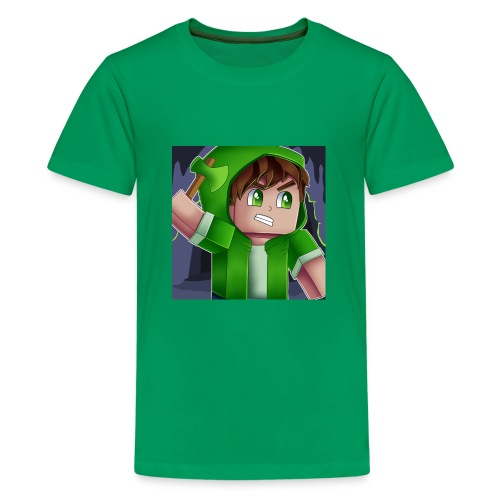 NEW!!! LuckBear Hoodies and More... Kids Exclusive - Kids' Premium T-Shirt